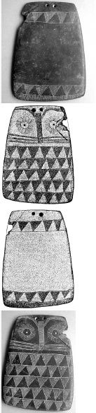 Speaking of Stone, Speaking through Stone: an exegesis of an Engraved Slate Plaque from Late Neolithic Iberia   Jonathan T. Thomas -
