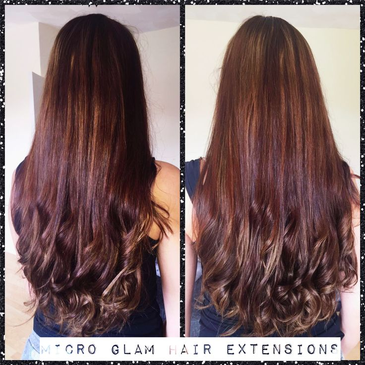 22 Best Micro Glam Hair Extensions Images On Pinterest Glam Hair