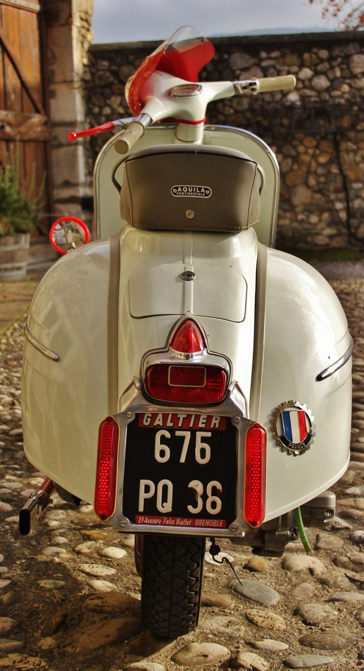 Scooters & Style magazine#GS 160 mk1#vespa #scooter#yersterday's scooter today#