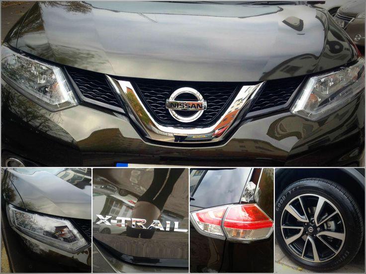 #Nissan #X-Trail