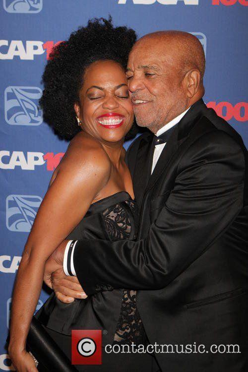 - Berry Gordy and Diana Ross daughter Rhonda Ross Kendrick at Waldorf Astoria ...