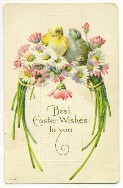 Best Easter Wishes to you