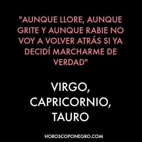 #capricornio #no #volver