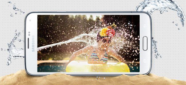 Samsung Galaxy S5 presentato al Mobile World Congress