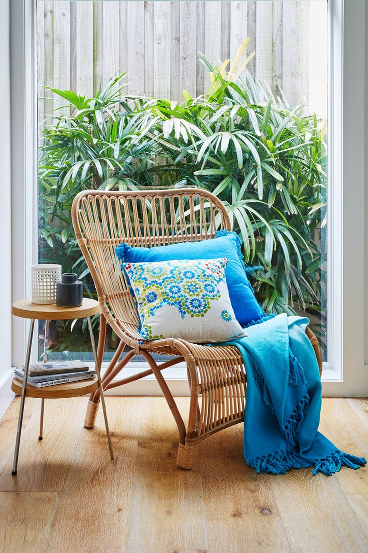 Extensive range of indoor cane furniture and cushion accessories - arriving Sept 15