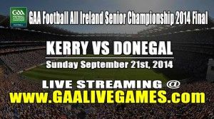 Watch Donegal vs Kerry Live Game Online Streaming GAA Football Final
