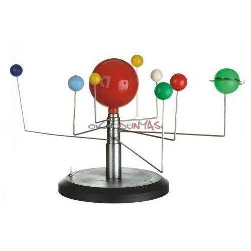 Güneş Sistemi Modeli - A70103 - Anatomia - Anatomik Modeller - Eğitim Araçları - Okul Malzemeleri