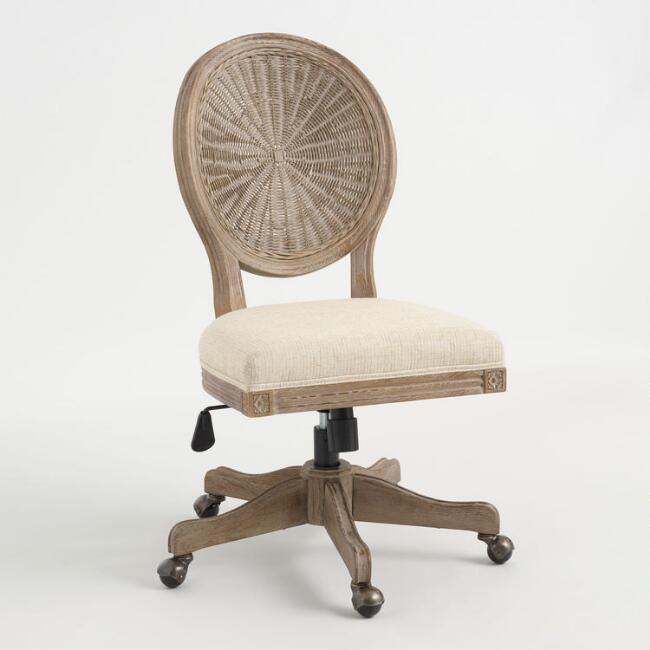 Decals For Baby Room, Natural Cane Round Back Paige Office Chair World Market Cheap Office Furniture Upholstered Office Chair Home Office Furniture Desk