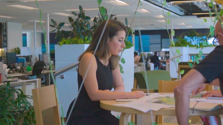 Make Amazing Happen - meet Sarah Fayad, Graduate Landscape Architect @ AECOM, Sydney. on Vimeo