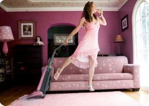 Основные правила системы FLY-lady: как успевать делать домашние дела за 15 минут? 0