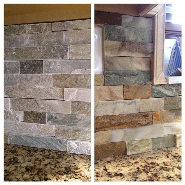 Baoding Crème Random Rectified Quartzite Architectural Tile 6 3 X 23 5 In Your Thetile Es 2018 Tiles Home Architecture