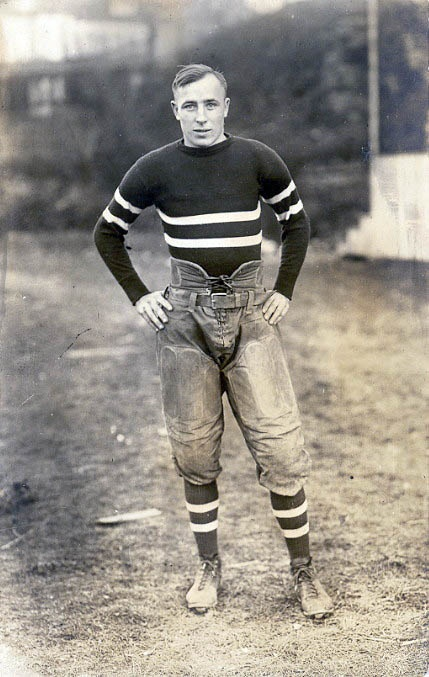 Football / early 1900s Vintage Photography Pinterest