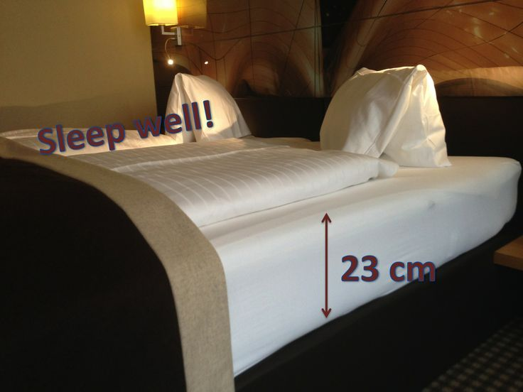 Wir haben neue Komfortbetten für Sie We have new comfort beds for you