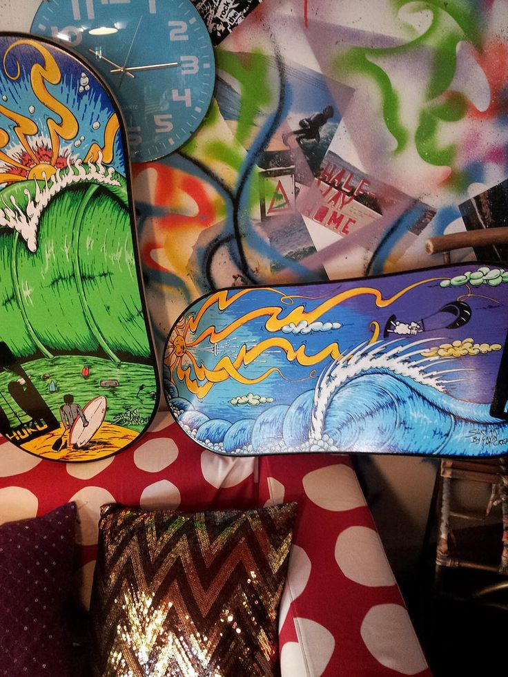 HuKu Surf Art By Gavin Mc Crea Bundoran Donegal Ireland Portfolio