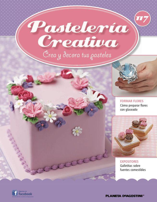 Fascículo 117 de Pastelería Creativa