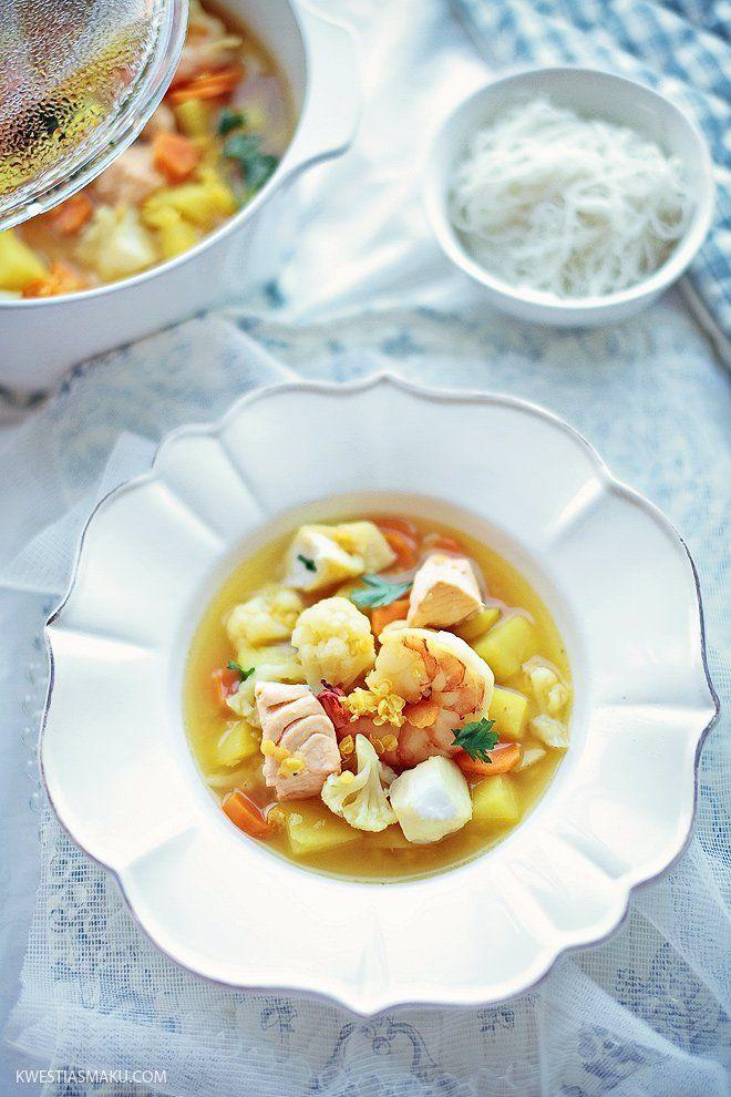 Zupa rybno-jarzynowa