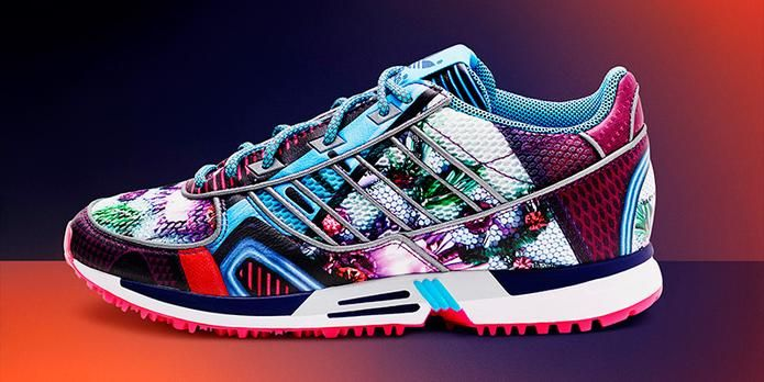 Adidas Originals by Mary Katrantzou Collection - Style.com