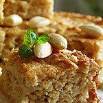 Ciasto migdałowe z jabłkami bez mąki (dla diabetyków)