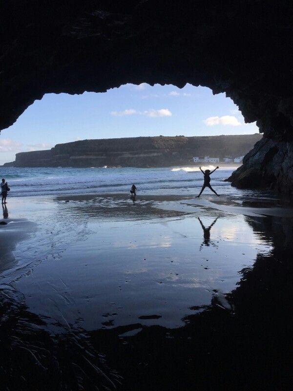 Cueva Los Molinos -  Fuerteventura - Islas Canarias