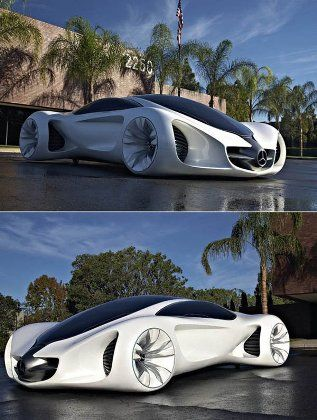 2010 mercedes benz biome concept wallpapers