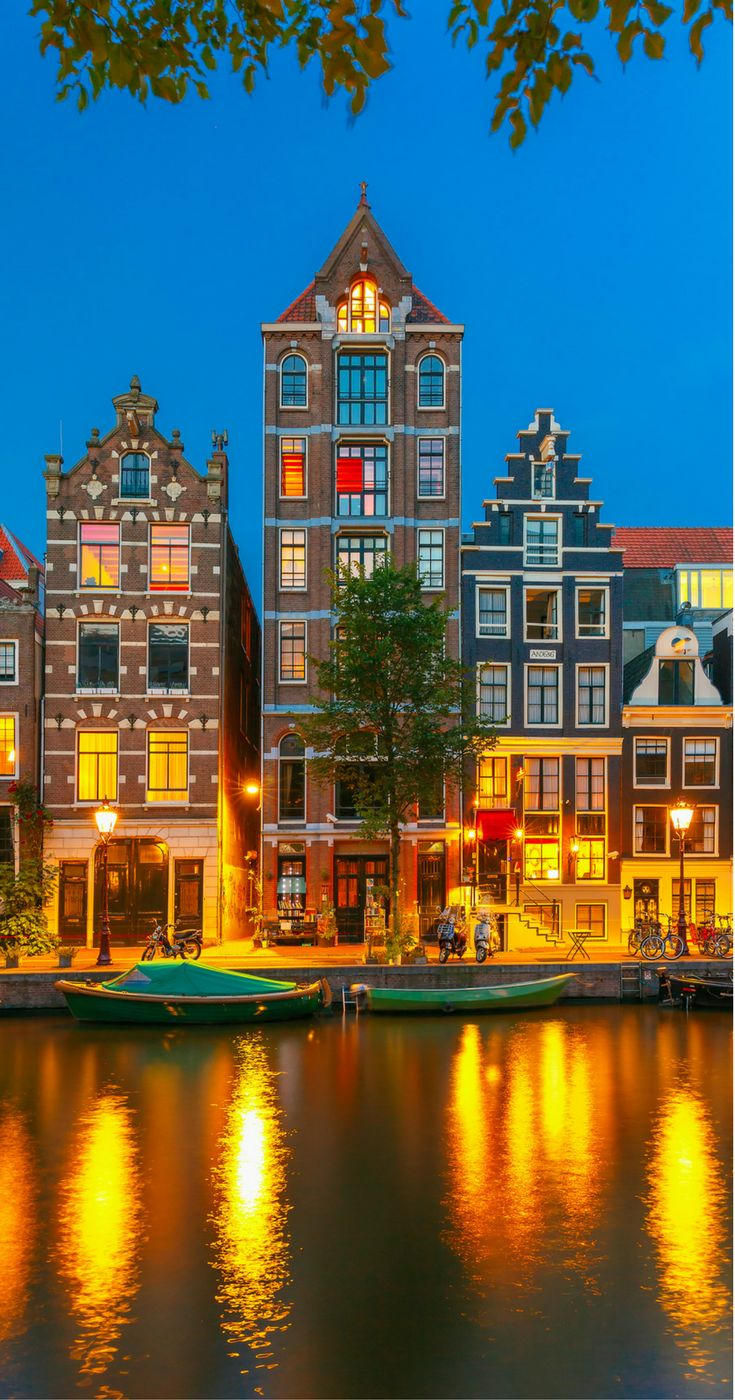 A Green Guide to Amsterdam, Netherlands: Ecotourism, Eco-Friendly Transportation Tips and Sustainable Travel | Where to stay in Amsterdam, Where to Eat in Amsterdam | Amsterdam Travel Guide.