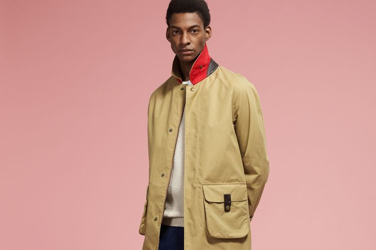 Joe Casely-Hayford for John Lewis 2012 Spring/Summer Collection.