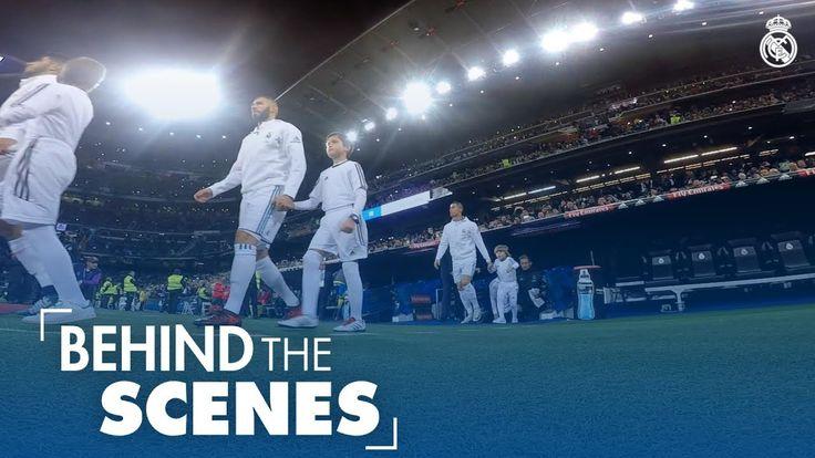 Real Madrid  Real Madrid 3-0 Las Palmas | Tunnel Cam