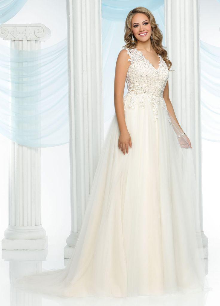 DaVinci Wedding Dresses Style #50420