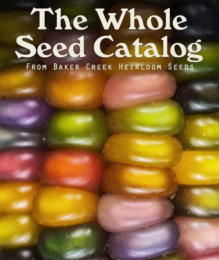 Heirloom Garden Seeds Vegetables Rare Flowers And Herbs Online Over 1800 Varieties