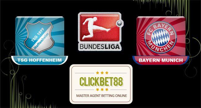 Prediksi Skor Bola Hoffenheim Vs Bayern München 18 April 2015, dalam lanjutan pertandingan Liga Jerman 2014-2015 pekan ke 29 yang akan dipertandingkan di Stadion Wirsol Rhein-Neckar-Arena (Sinsheim) pada hari sabtu jam 20:30 WIB. Pada sebelumnya kedua tim sudah pernah bertemu sebanyak 13 kali, dimana ke 13 pertandingan tersebut Bayern München yang lebih diunggulkan dalam pertandingan dengan berhasil meraih kemenangan sebanyak 9 kali, sedangkan Hoffenheim belum ada meraih kemenangan sekali…