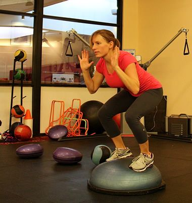 Fitness: Ski Conditioning Workout!