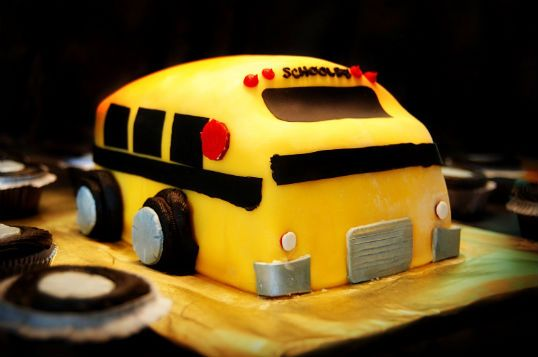 Birthday Party Ideas - Blog - THE WHEELS ON THEBUS