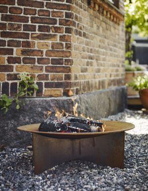 Pot 1810541 flame firebowl  75