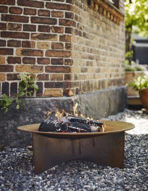 Pot 1810541 flame firebowl  75