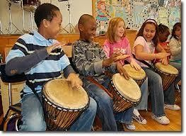 West African Drumming with Barago Hayes College Park, GA #Kids #Events