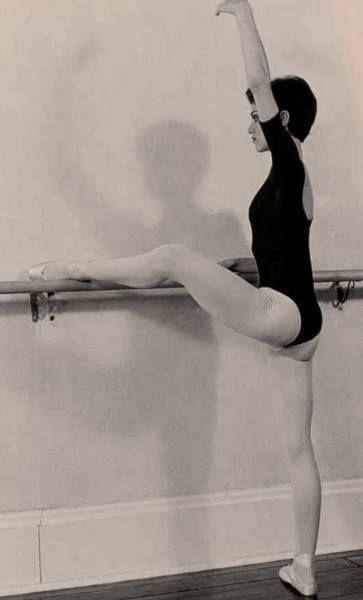 Madonna, ballet.