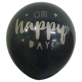 Oh Happy Day! Balloon - Pack of 12