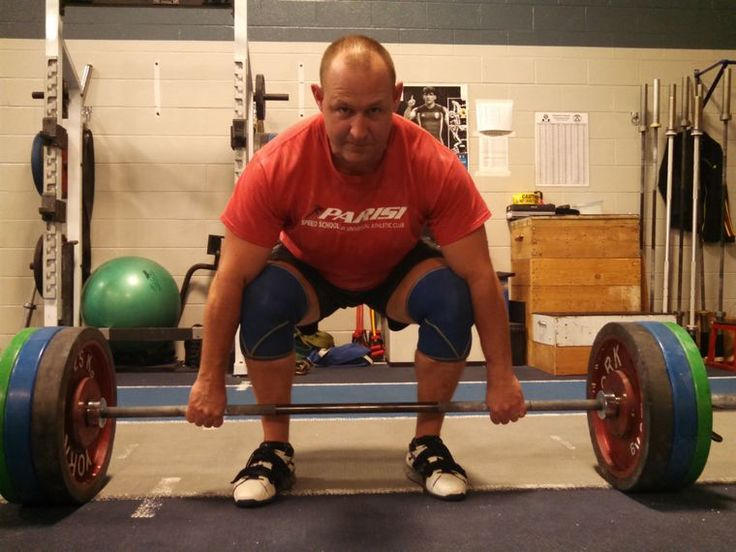 McCaskey grad Russ McDonnell trains for World Masters Weightlifting Championships