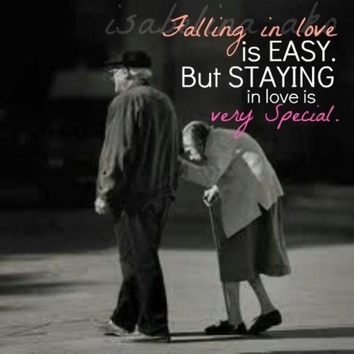 Sweet Old Couples / People In Love