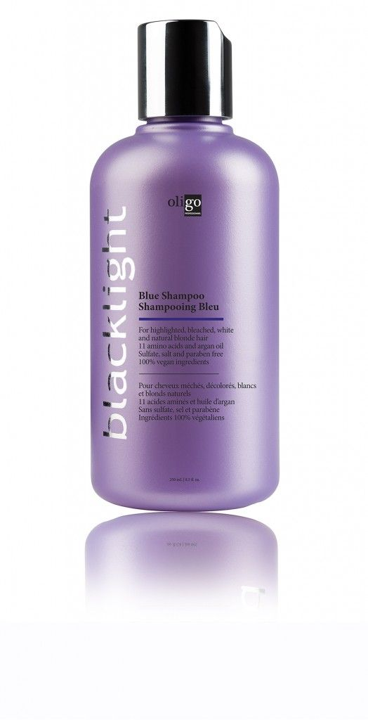 Natural Sulfate And Paraben Free Toning Shampoo