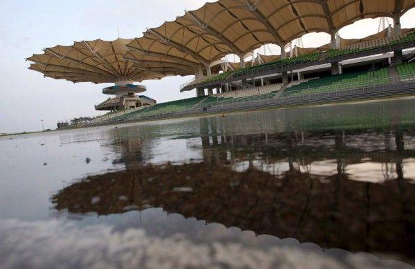 Formule 1 : Météo pluvieuse pour le GP de Malaisie