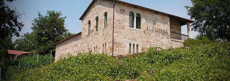 Ribeira Sacra: Adega Algueira