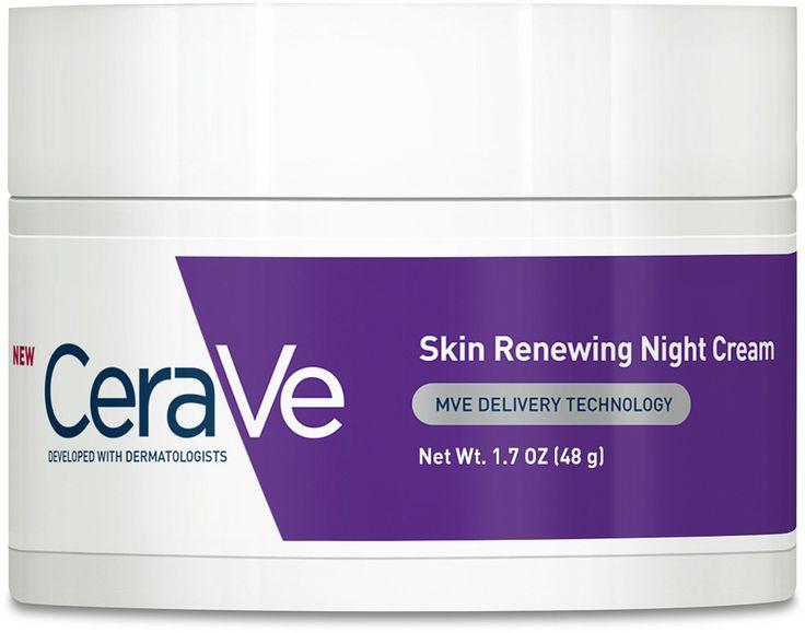 CeraVe Skin Renewing Night Cream | Ulta Beauty