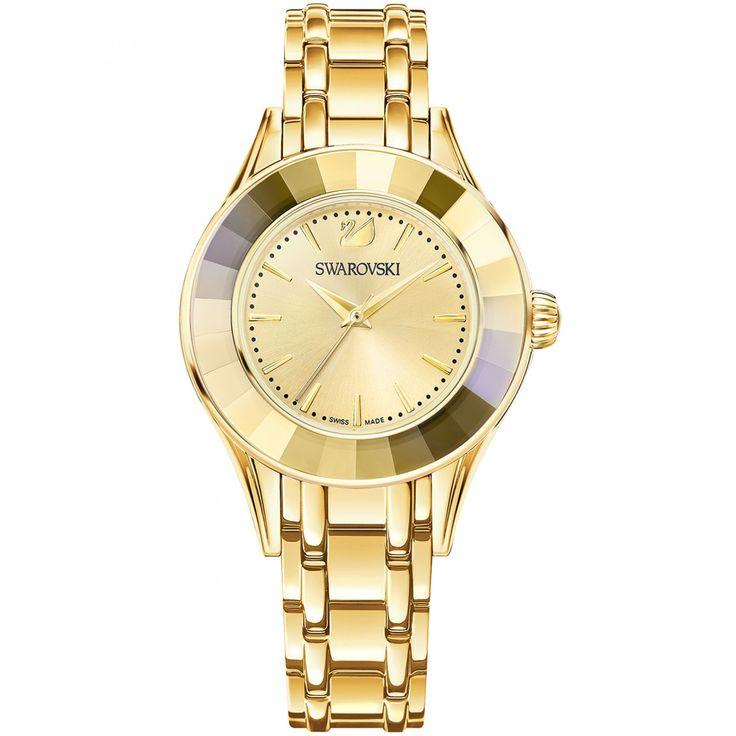 Swarovski 5242895 Reloj de pulsera para mujer, diseño de