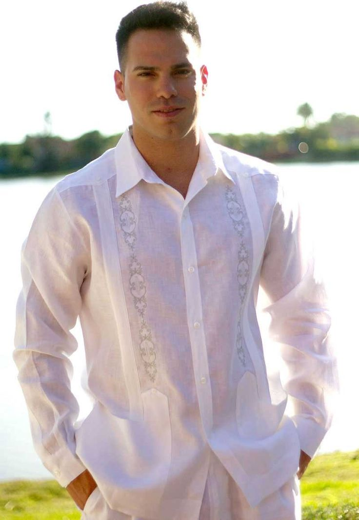 Guayabera Formal Wedding Pictures Pinterest D And