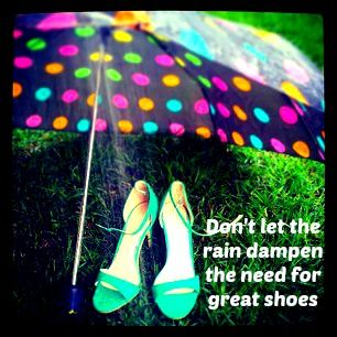 keeping #shoes dry