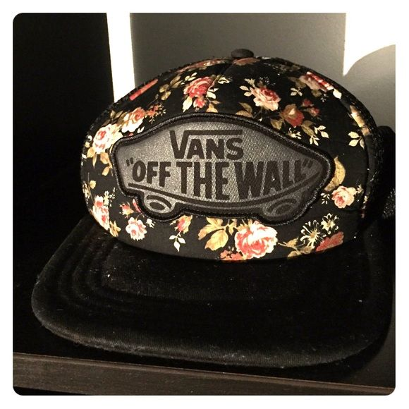 vans off the wall hat snapback
