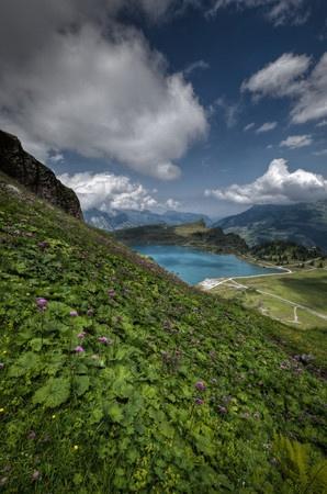 Melchsee Frutt, Switzerland
