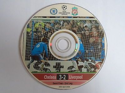 Chelsea vs liverpool #champions league semi #final dvd 30th #april 2008,  View more on the LINK: http://www.zeppy.io/product/gb/2/232132989490/