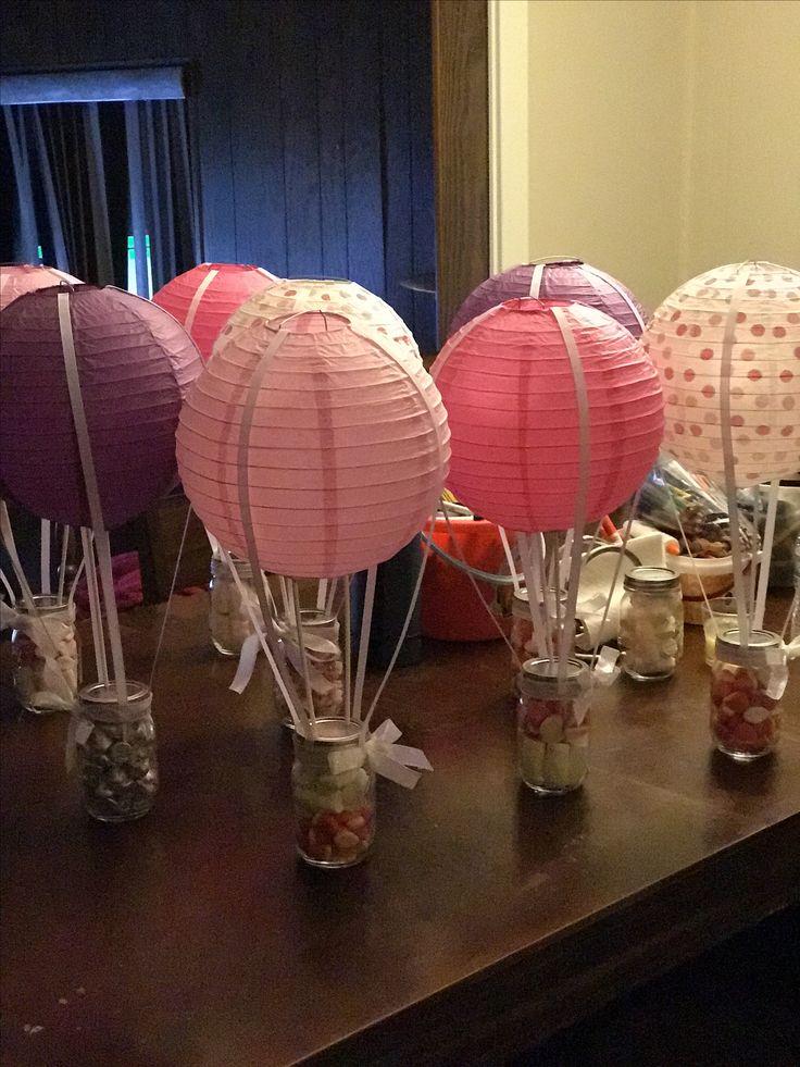 Best balloon centerpieces ideas on pinterest helium